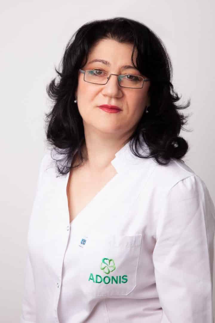 Детский кардиолог ADONIS Гиносян Гаяне Овсеповна, Киев