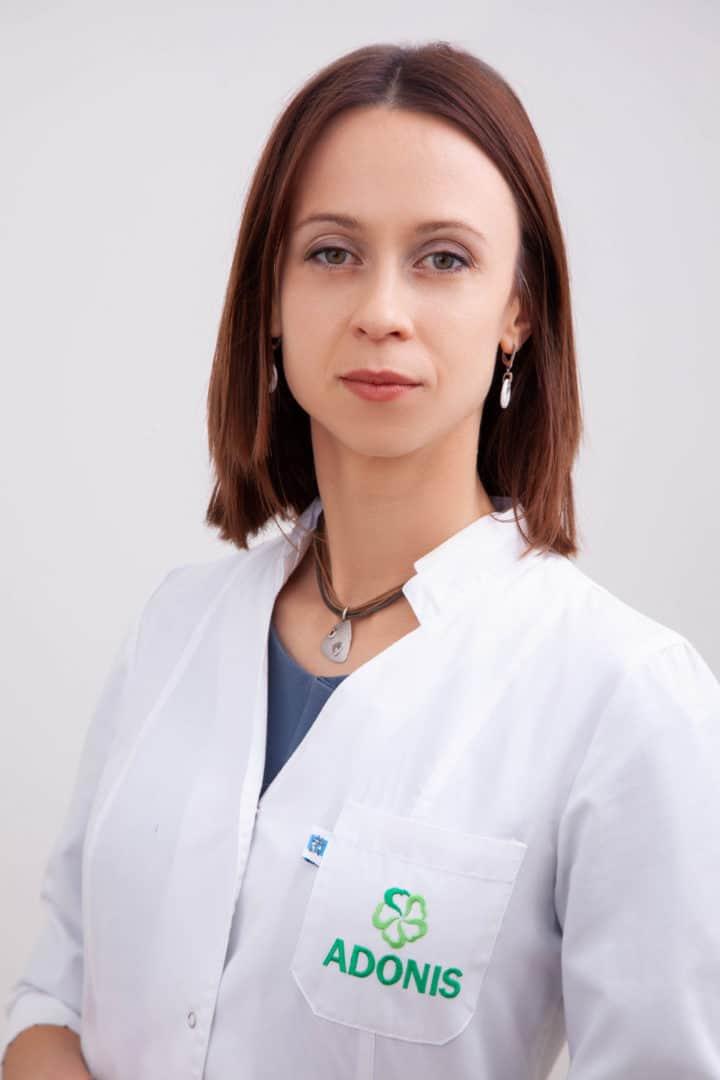 Литвинчук Марина Александровна