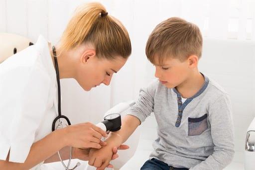 Детский дерматолог ADONIS