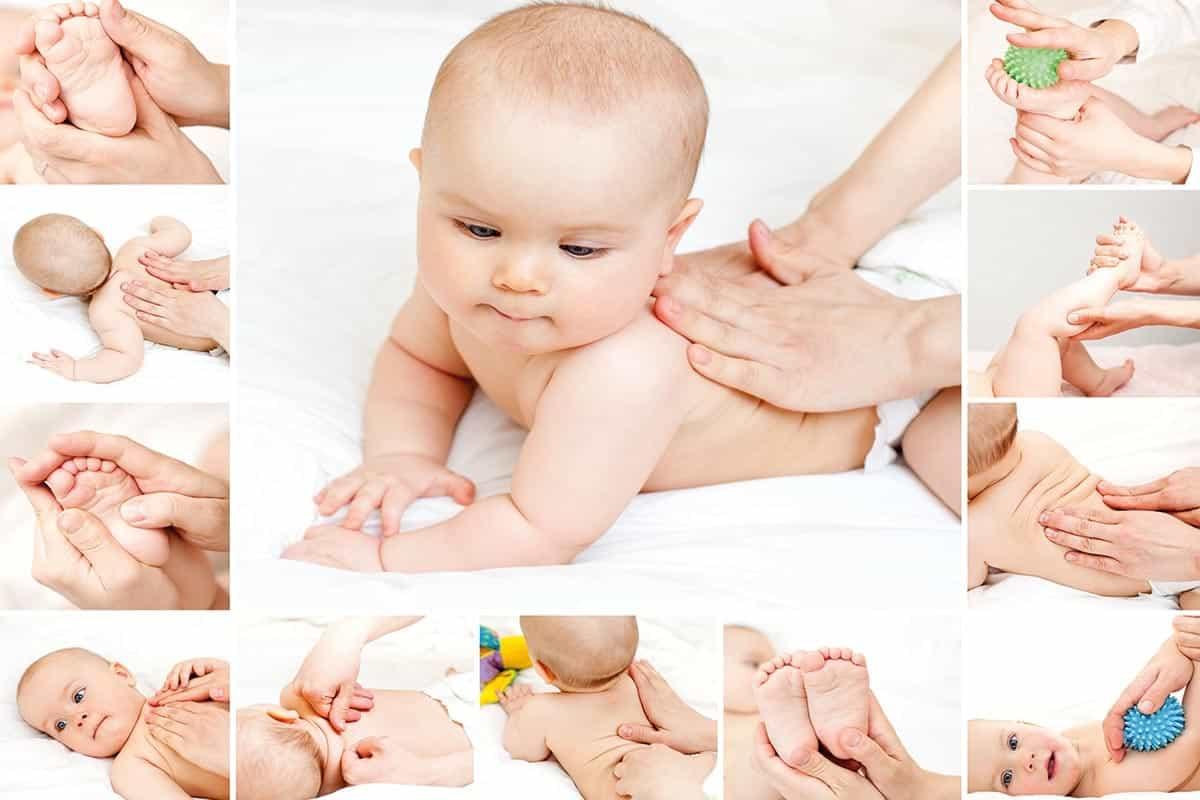 Показания к массажу у детей