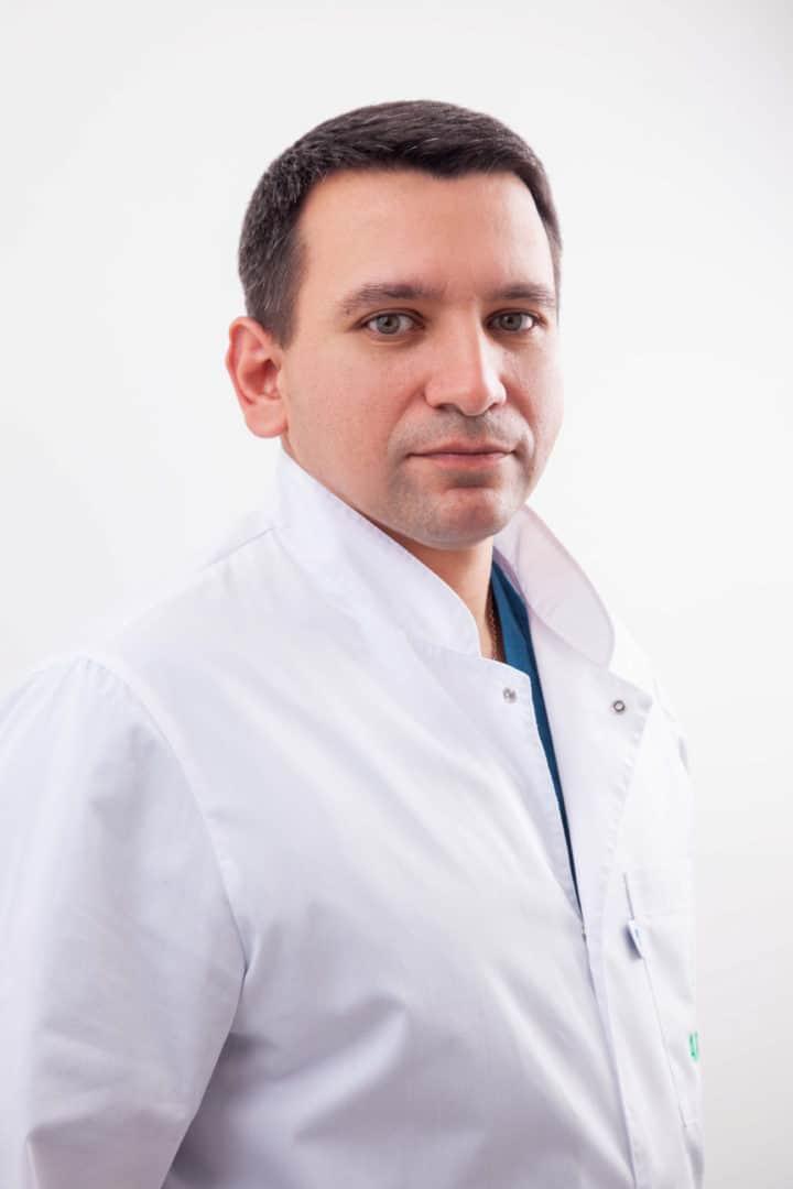 Романчук Алексей Александрович, хирург, травматолог