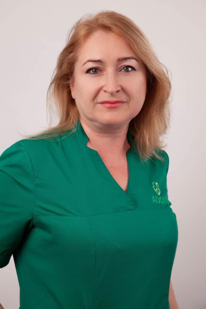 Дрель Елена акушер-гинеколог
