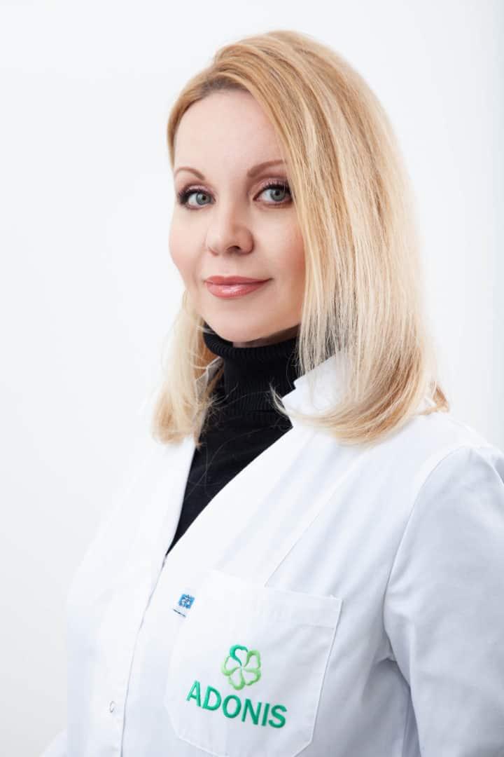 Явтушенко Елена Станиславовна