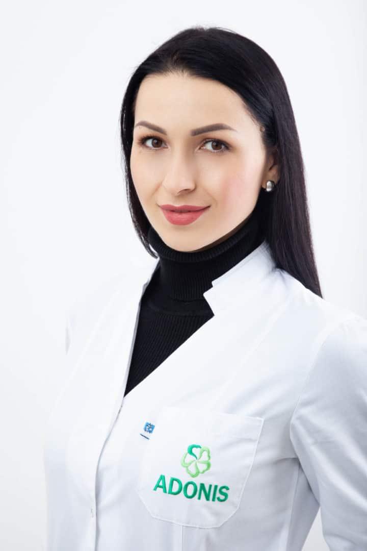Врач-офтальмолог Петренко Елена в Киеве - ADONIS