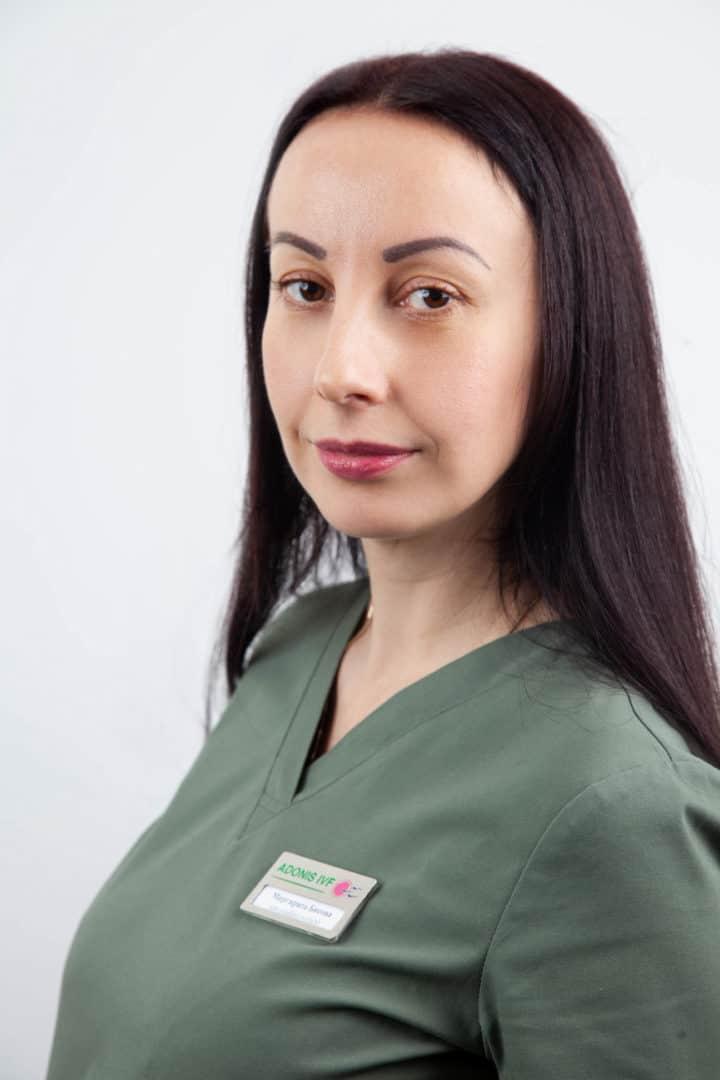 Врач-эмбриолог Бысова Маргарита в Киеве - ADONIS