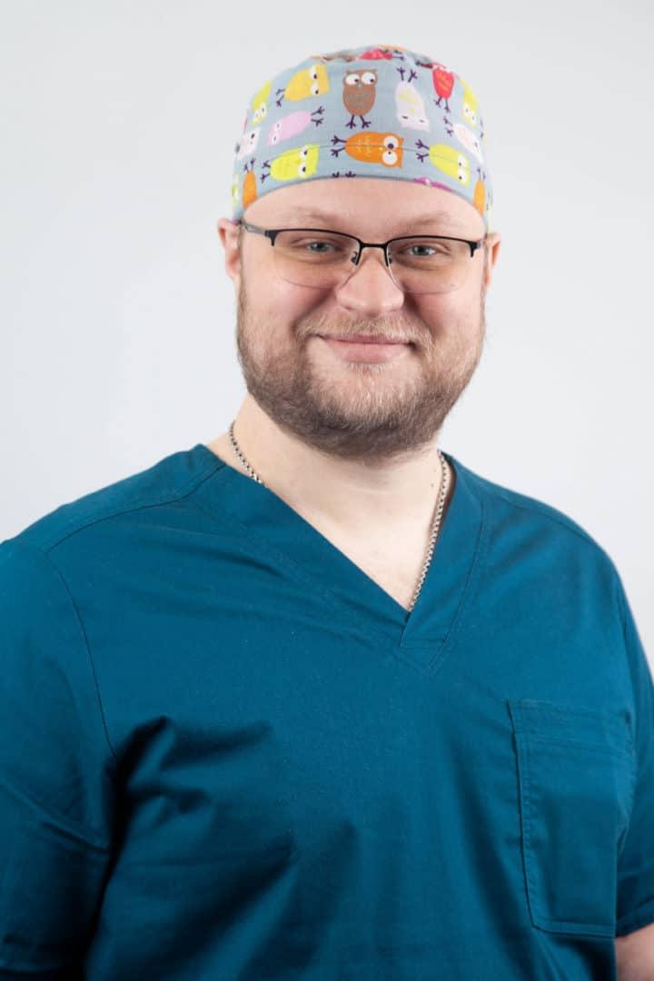 Врач-анестезиолог Пастернак Юрий в Киеве - ADONIS