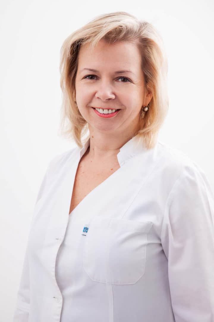 Врач-терапевт, кардиолог Бобровская Ольга в Киеве - ADONIS