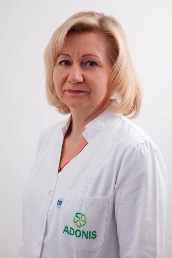 Охрименко Юлия Васильевна, терапевт