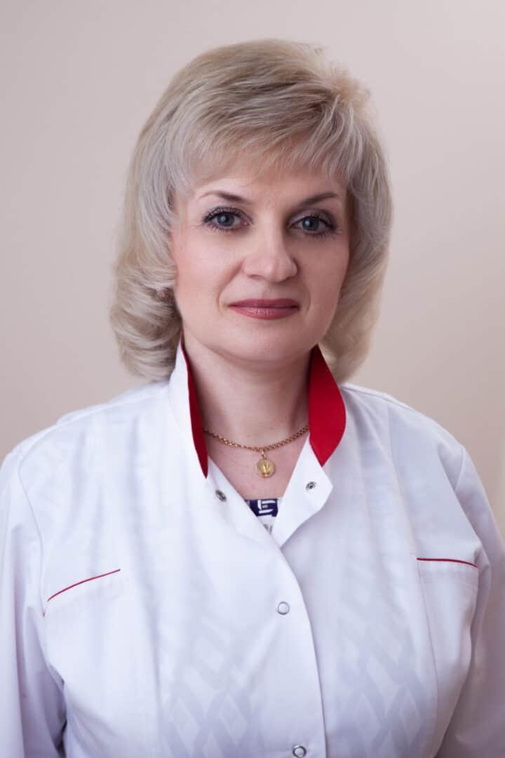 Врач-терапевт Бойко Жанна в Киеве - ADONIS