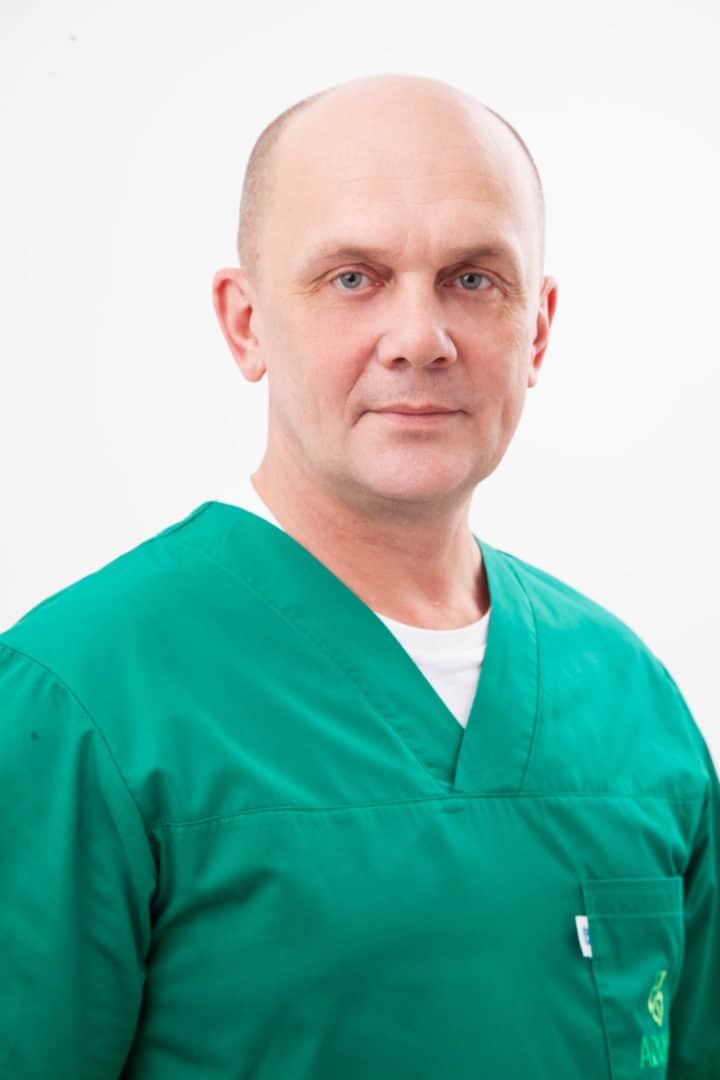 Кладиев Вячеслав Николаевич, хирург
