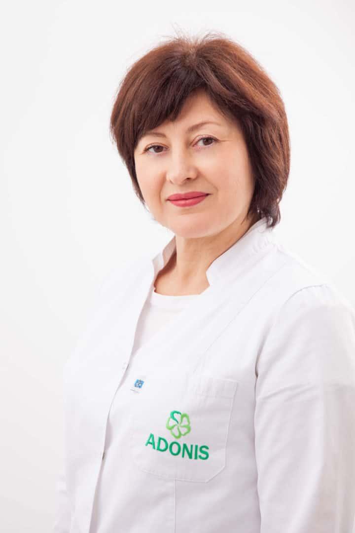 Лобода Алла, дерматовенеролог