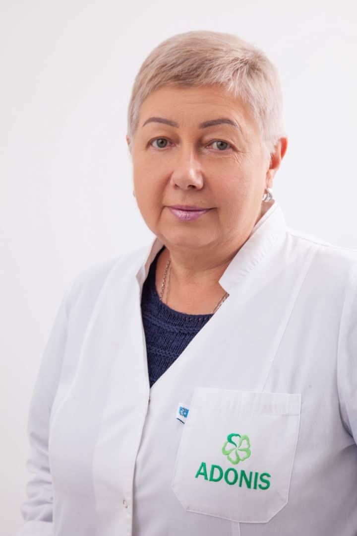 Шуруба Ирина Владимировна, терапевт, кардиолог