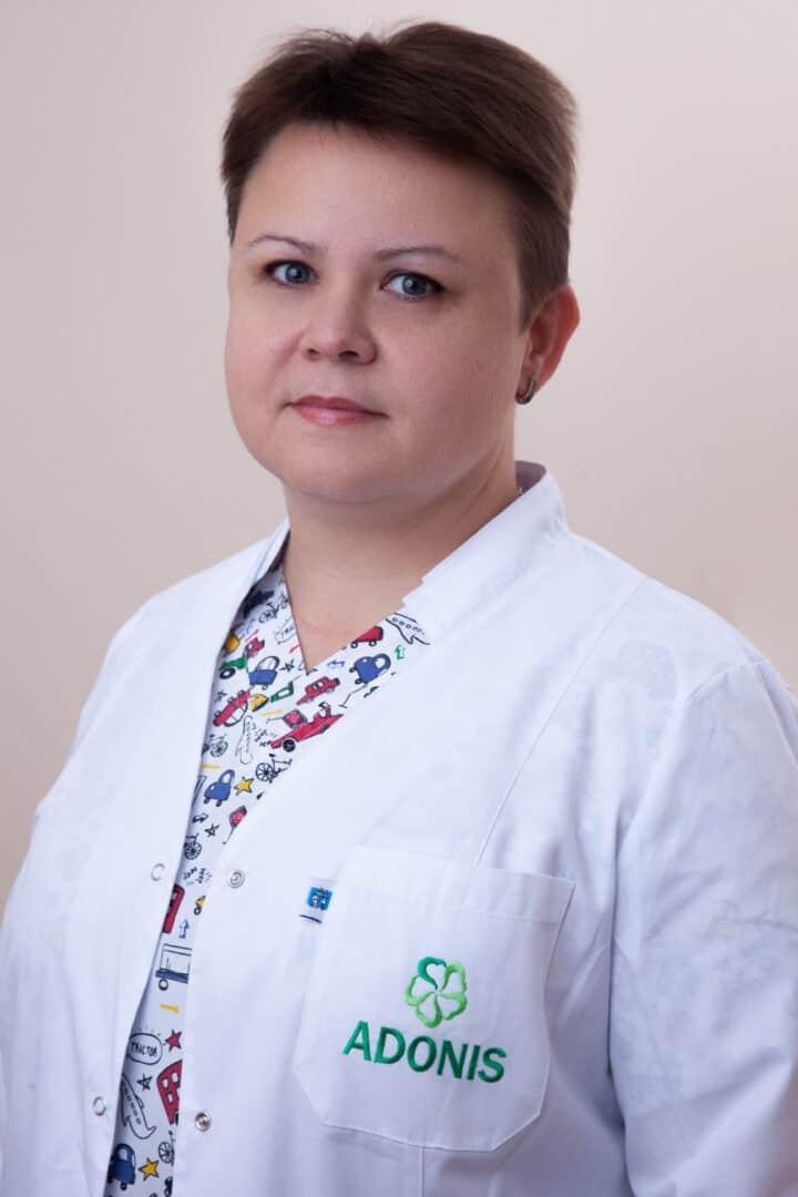 Асанова Лариса