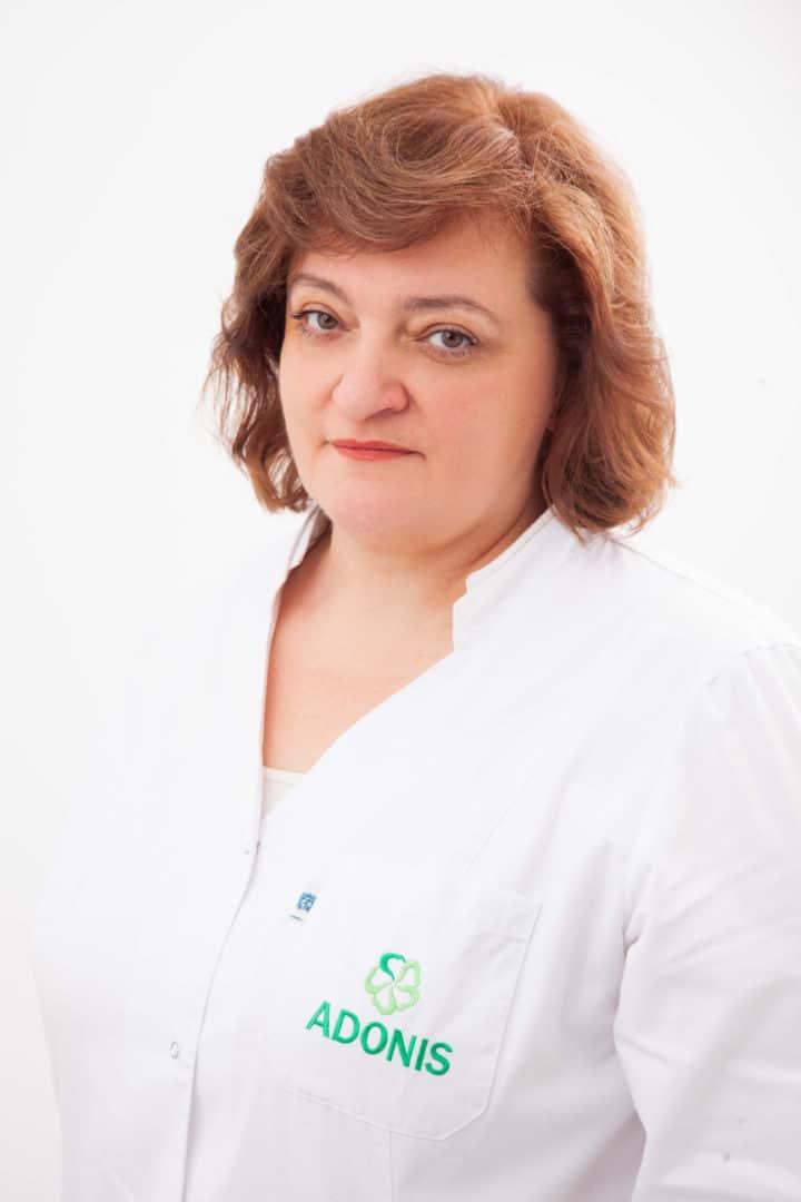 Ткаченко Тина Владимировна, невролог