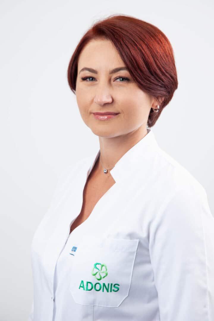 Врач УЗД Перебейнос Наталия в Киеве - ADONIS