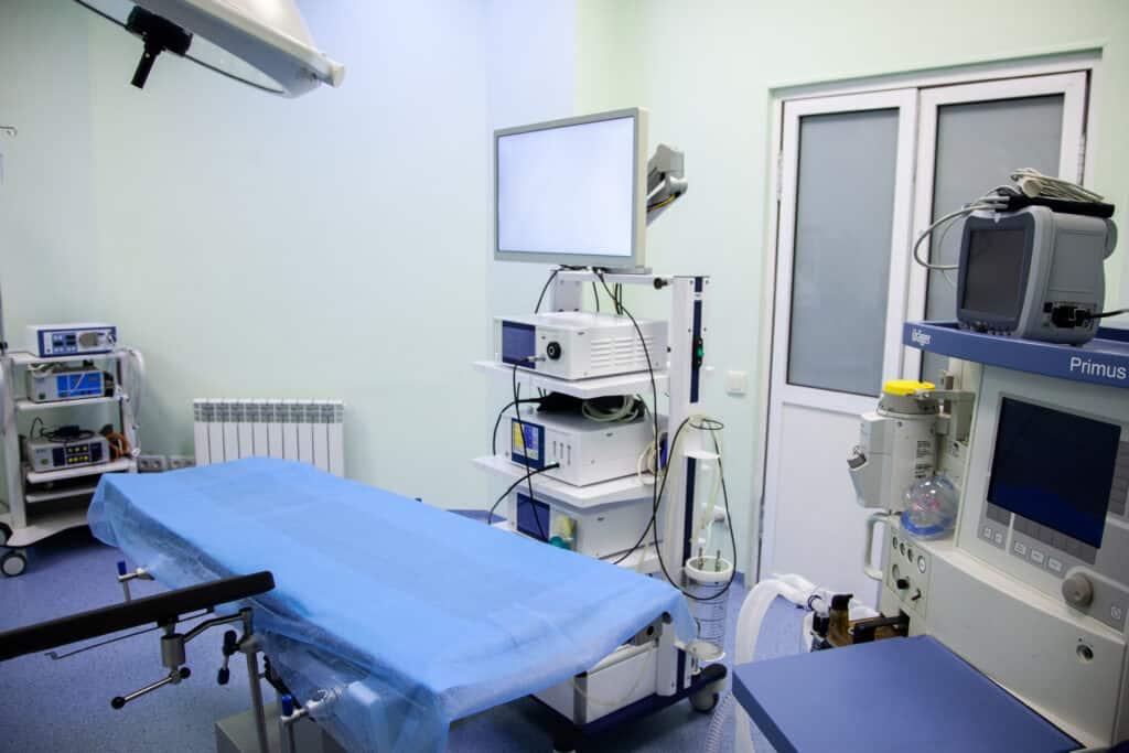 Хирургия на Жилянской