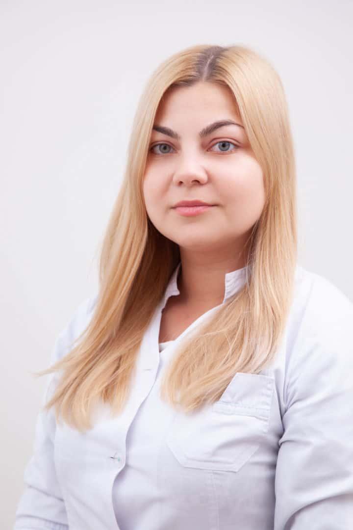Качалкова Павлина Сергеевна, лаборант