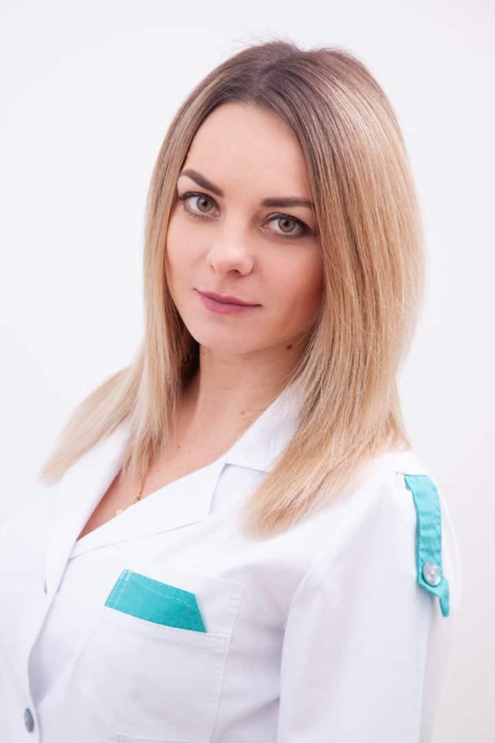 Москаленко Людмила Сергеевна, лаборант
