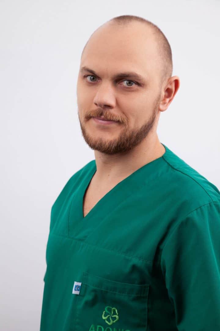 Дидковский Валентин биолог, врач-эмбриолог