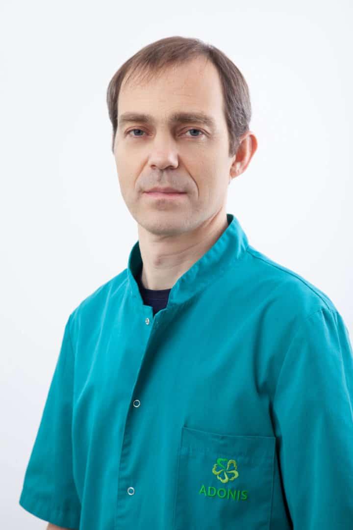 Детский невролог Криворучко Владимир Станиславович в Киеве - ADONIS
