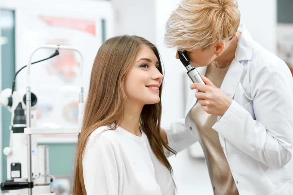 Как проходит прием офтальмолога