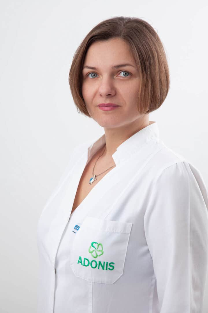 Врач-педиатр Блажко Татьяна Николаевна, Киев
