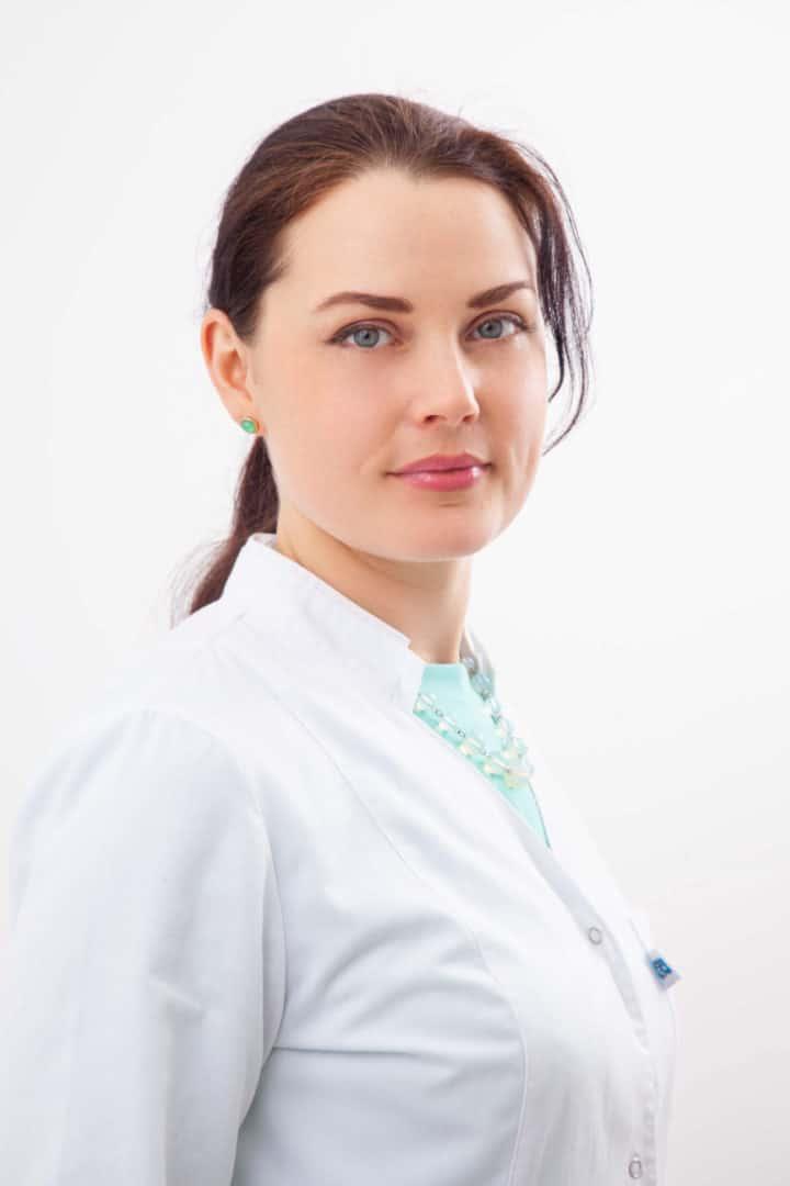 Хомишин Ирина Владимировна, невролог
