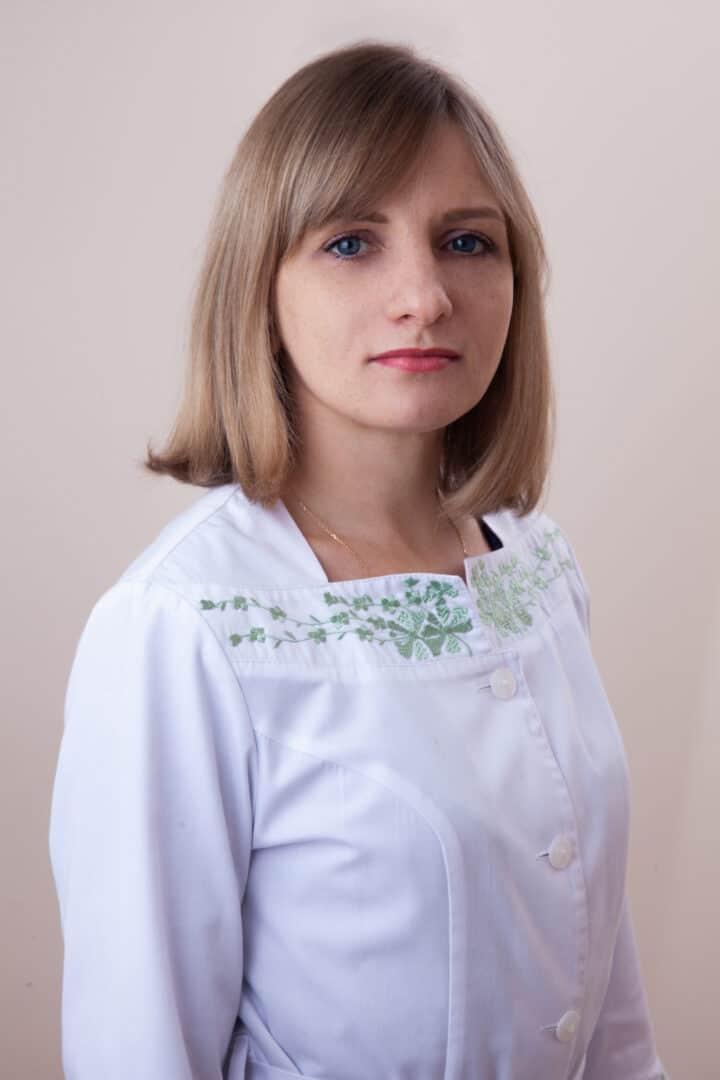 Врач акушер-гинеколог Поплавская Светлана в Киеве - ADONIS