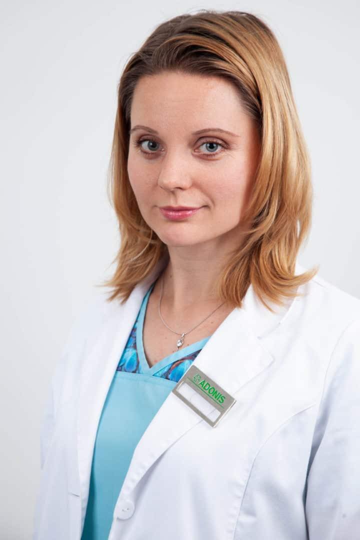 Врач-кардиолог Ярема Татьяна в Киеве - ADONIS
