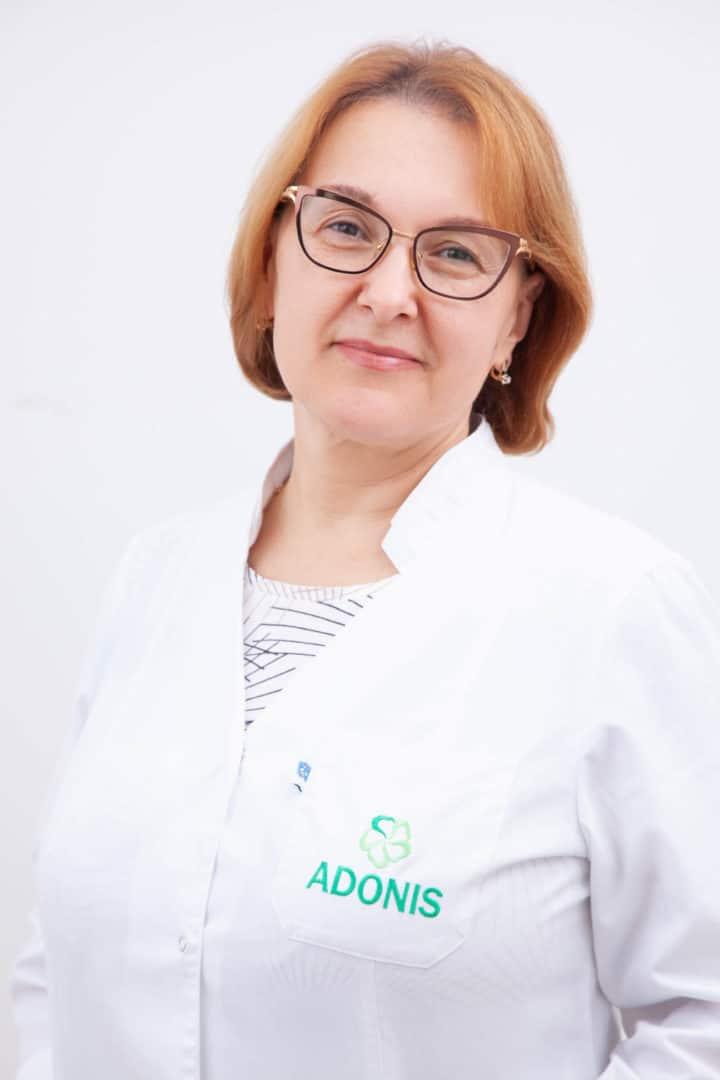 Калинская Нелля Леонидовна