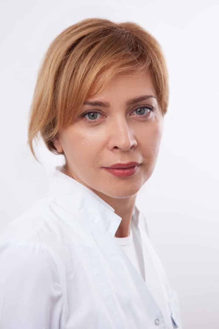 Акушер-гинеколог Белобородова Елена Рудольфовна, Киев