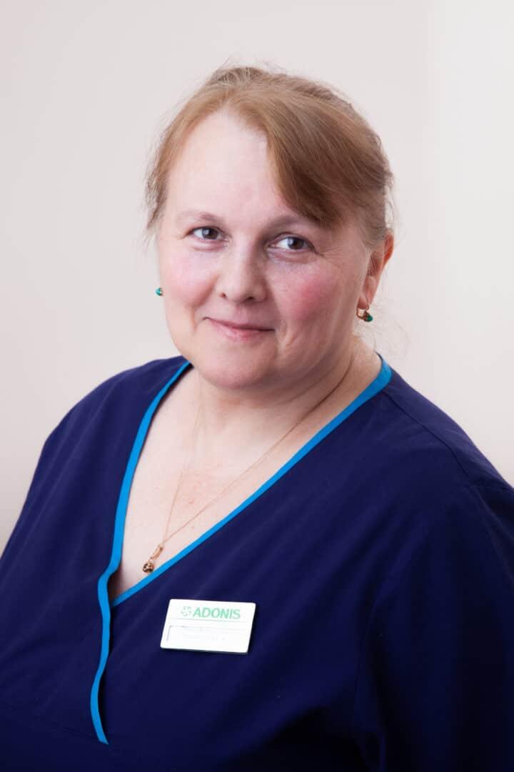Врач-офтальмолог Митрофанова Светлана в Киеве - ADONIS