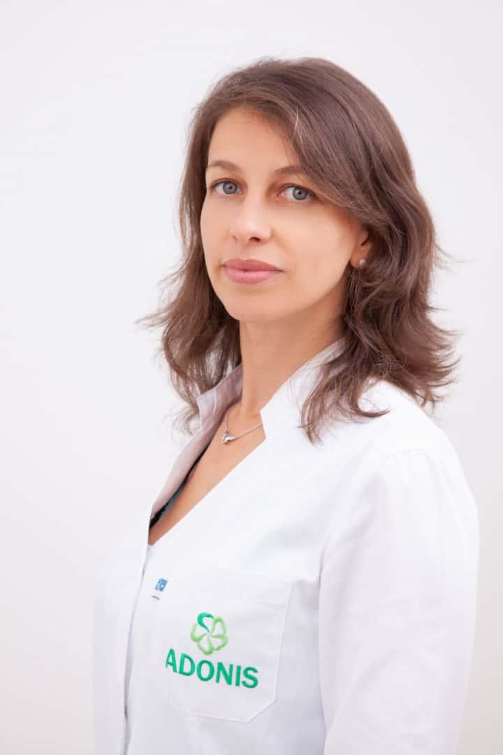 Врач-кардиолог, семейный врач в Киеве- ADONISМихно Наталия Васильевна