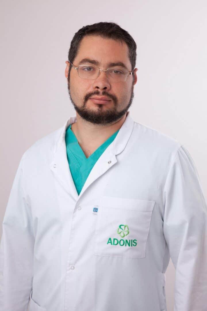 Врач-уролог ADONIS Хуртак Сергей Сергеевич, Киев