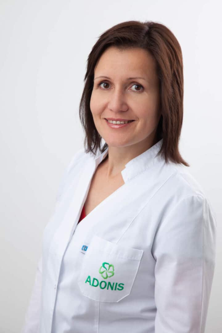 Врач-эндокринолог ADONIS Процюк Ольга Викторовна, Киев