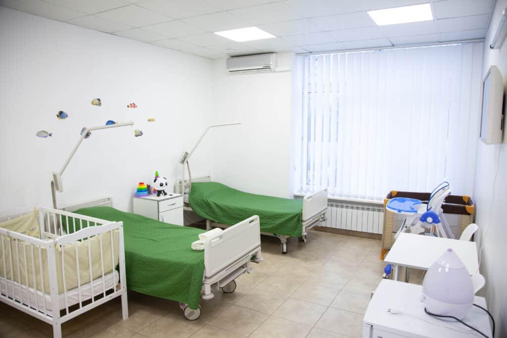 Дитячий центр ADONIS на Позняках
