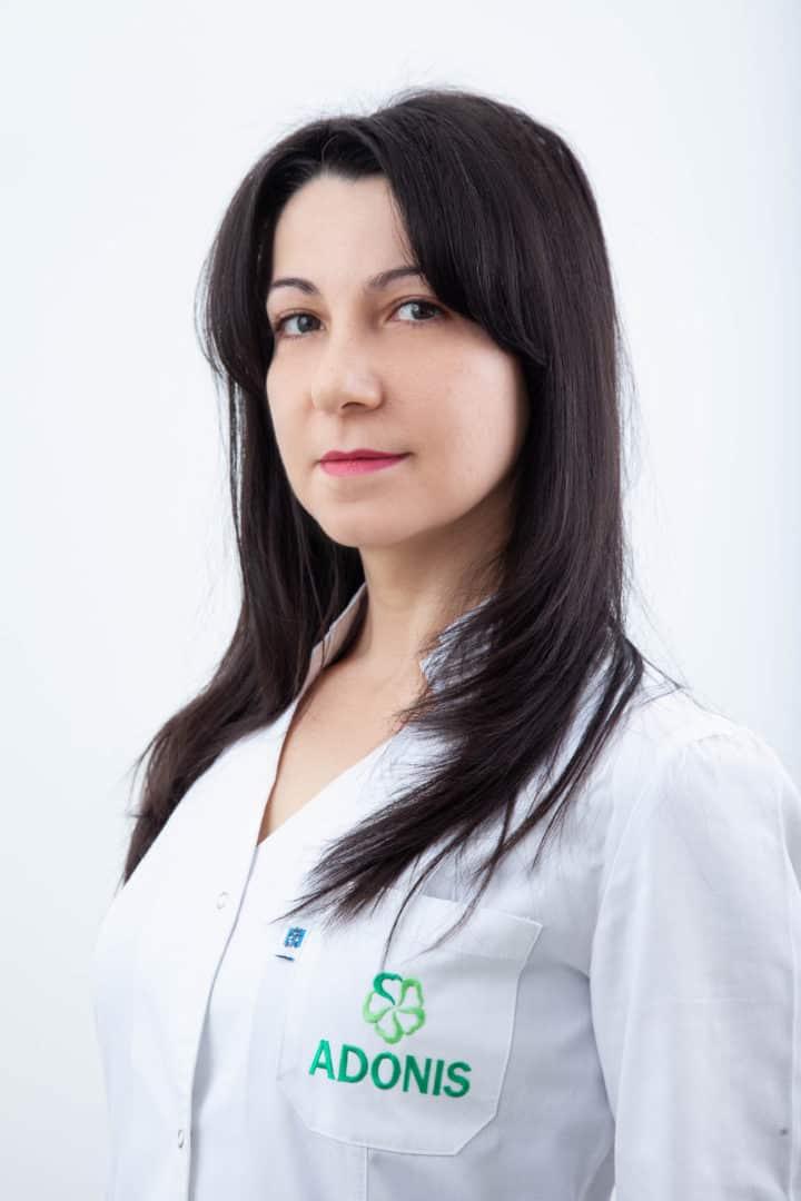 Детский дерматолог Зубко Светлана Петровна в Киеве - ADONIS