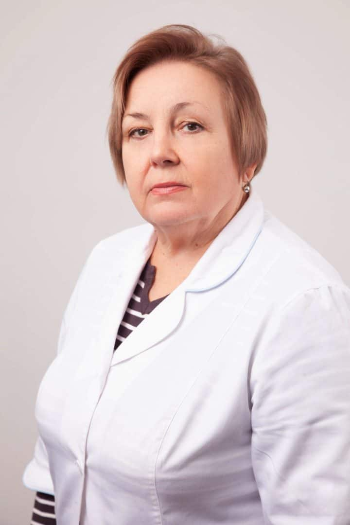 Тавокина Любовь биолог, врач-эмбриолог