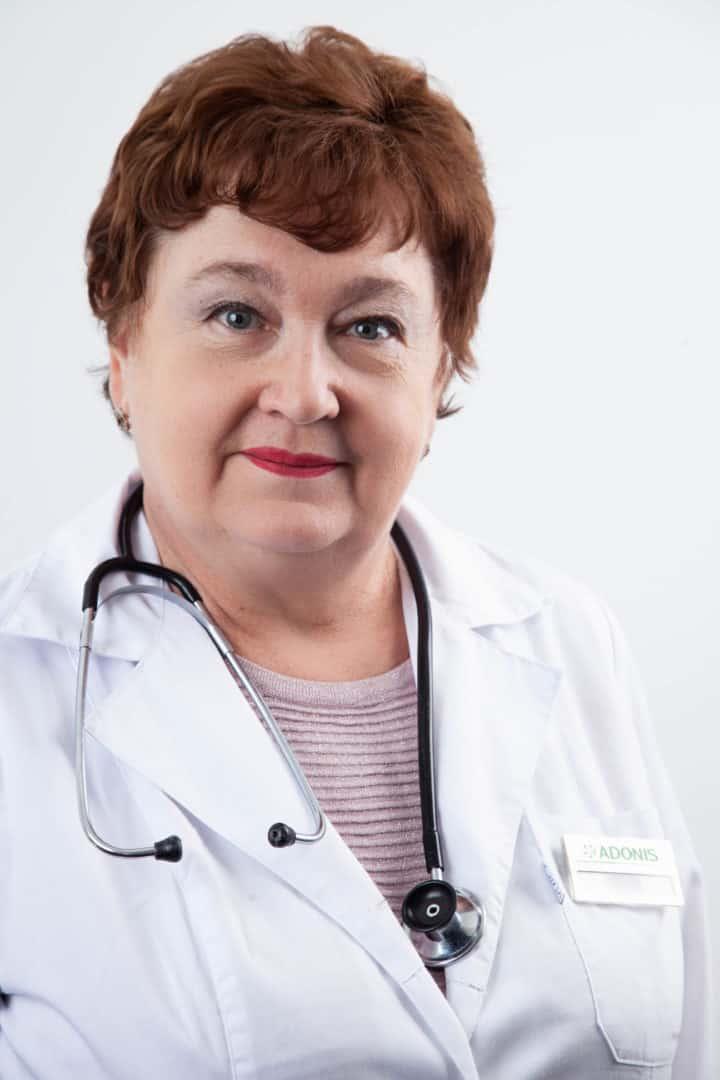 Врач-терапевт Гайворонская Татьяна в Киеве - ADONIS