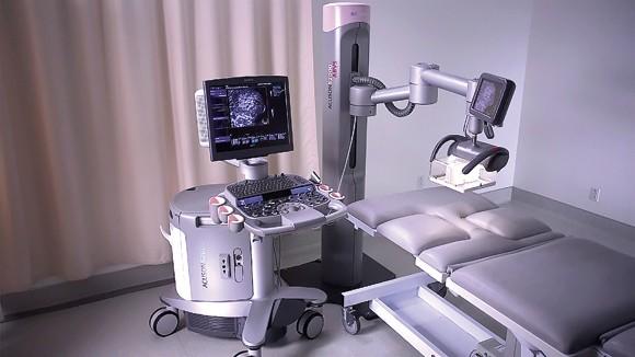 Автоматизированное 3D ультразвуковое сканирование молочных желез