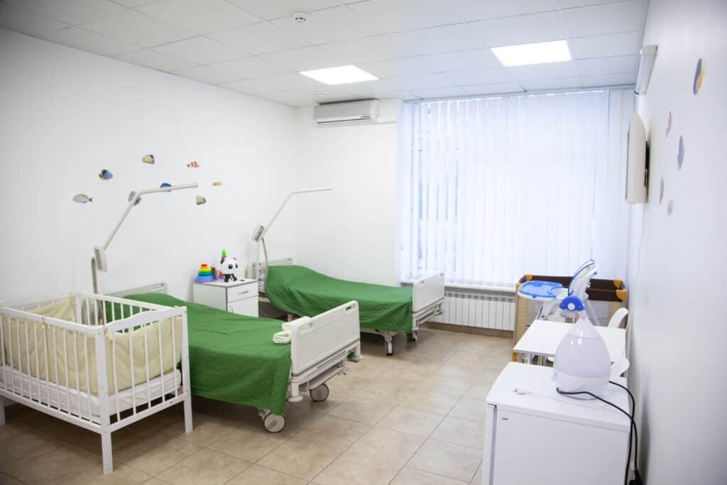 Хирургический стационар в Киеве