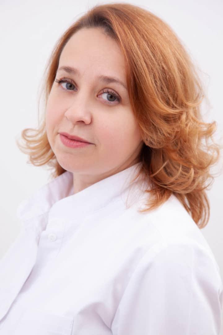 Врач УЗД Иванова Виктория Владимировна в Киеве - ADONIS