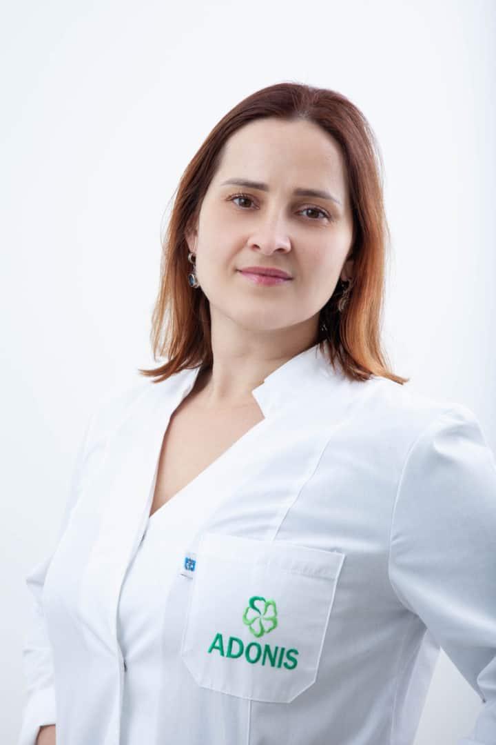 Врач-педиатр Ситник Маргарита Йософовна в Киеве - ADONIS