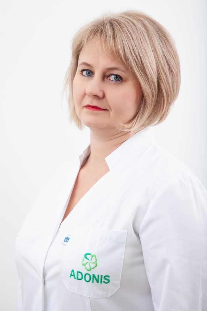 Врач-педиатр Остапенко Людмила Евгеньевна в Киеве - ADONIS