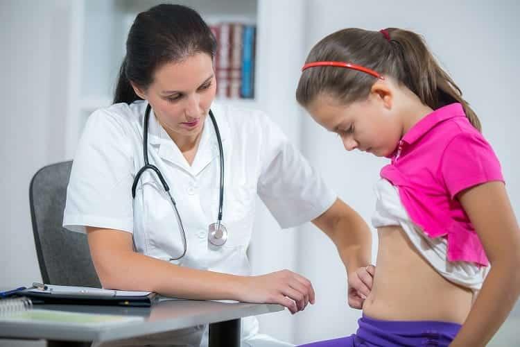 Виды кишечной непроходимости у детей