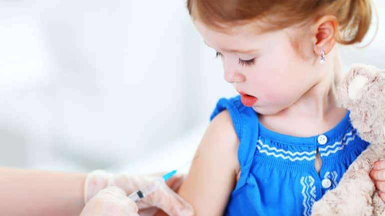 Вакцинация детей