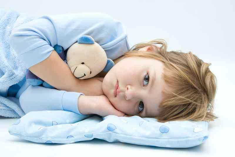 ацетон у ребенка