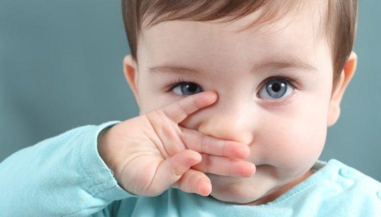 Хронический ринит у ребенка