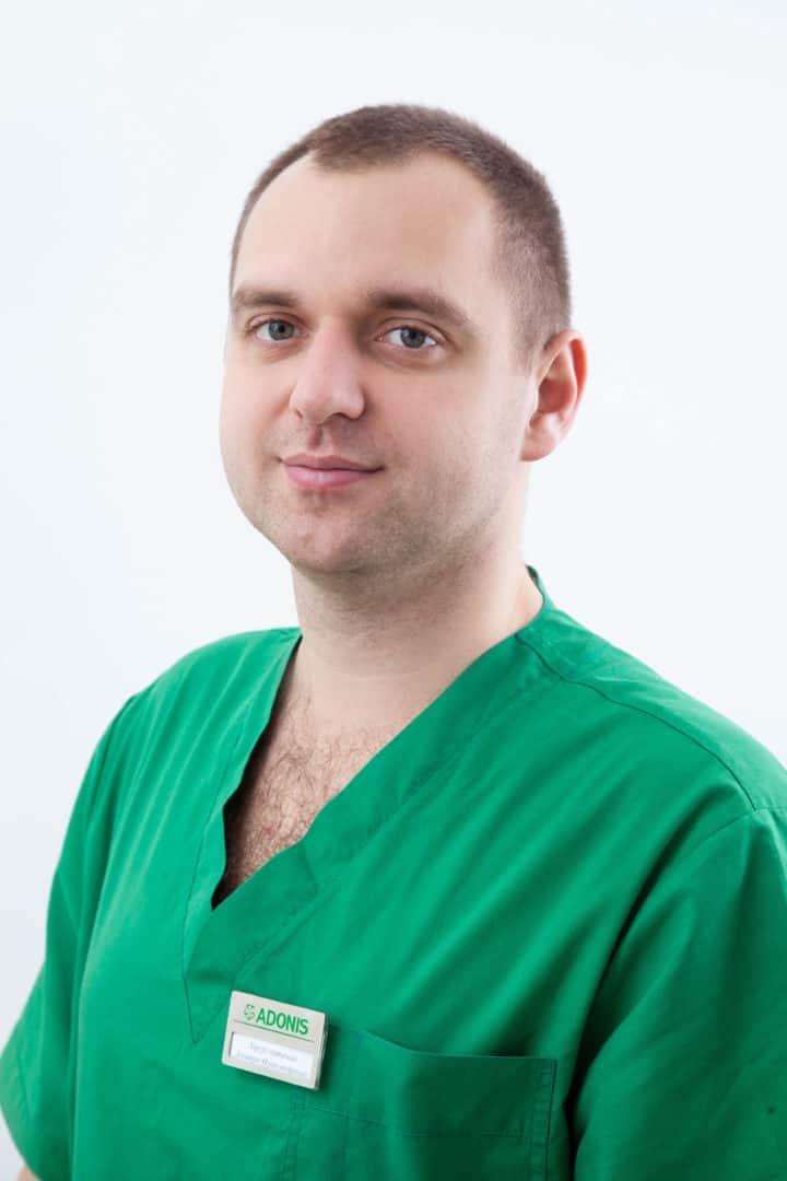 Детский хирург, ортопед-травматолог Чумаченко Дмитрий в Киеве - ADONIS