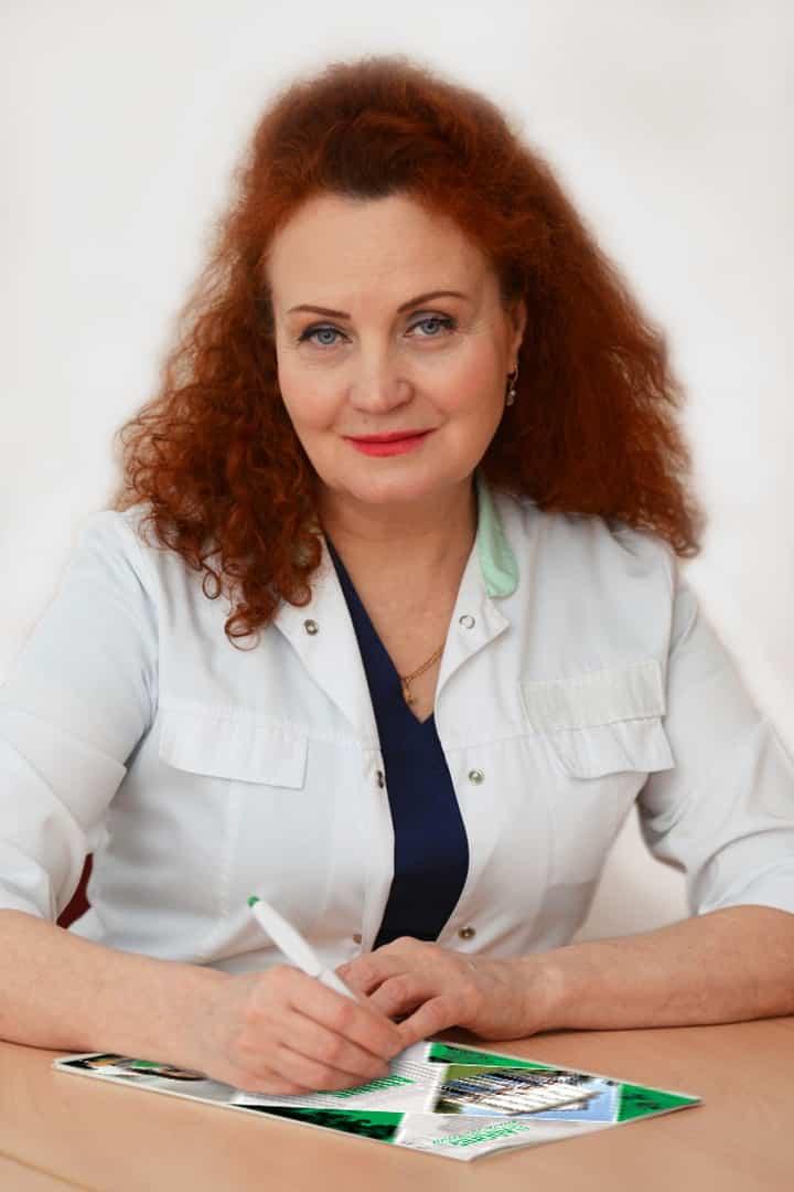 Врач-репродуктолог ADONIS Гюльмамедова Ирина Дмитриевна, Киев.